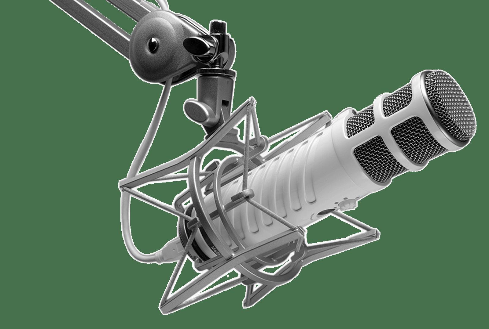 Micro Radio Voix Off Clément